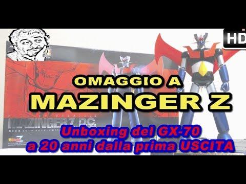 Mazinger Z – GX-70, sono passati 20 anni! – Il vecchio NERD