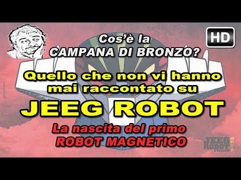Quello che non vi dicono su Jeeg Robot d'Acciaio – IL VECCHIO nerd