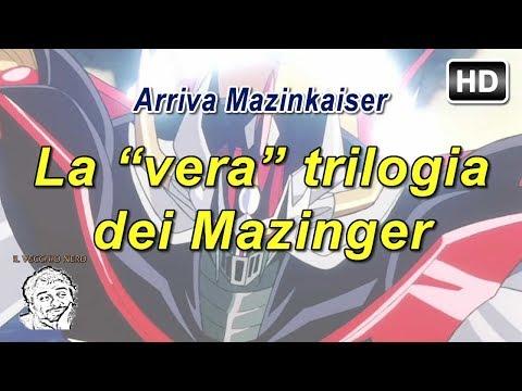 "Mazinkaiser e la ""Vera trilogia"" di Go Nagai"