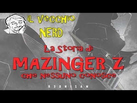 La storia di Mazinger z che nessuno vi racconta