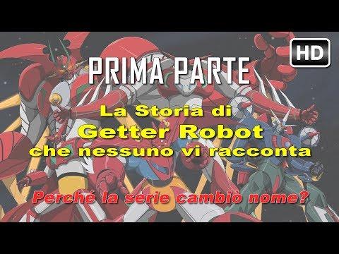 Getter Robot Saga, prima parte – Il vecchio NERD