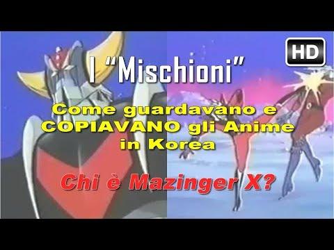 "I ""Mischioni"", gli anime apocrifi coreani"