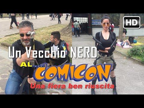 Il Vecchio Nerd al Comicon NAPOLI