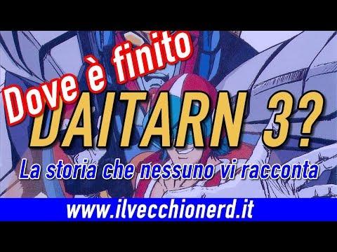 Daitarn 3 – L'eroe che inizia la seconda rivoluzione anime degli anni 80