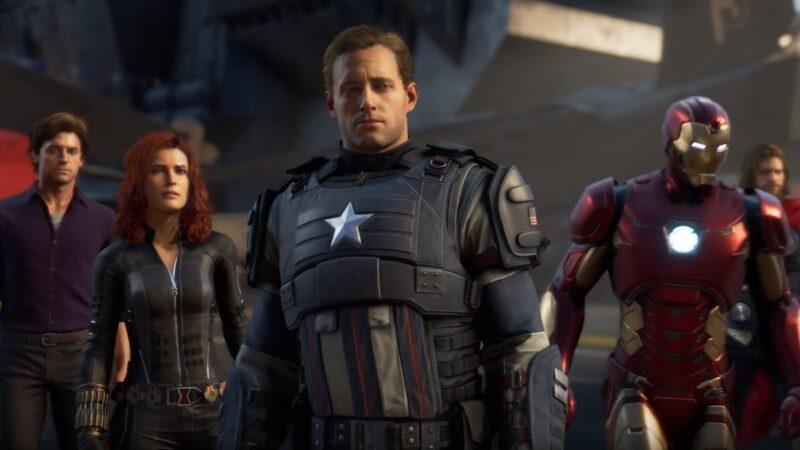Square Enix presenta il nuovo Avengers. Il trailer italiano