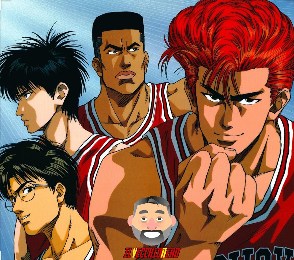 Slam Dunk, il manga sportivo più amato di sempre